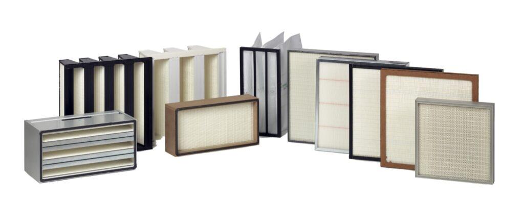 Man skal vælge det rigtige HVAC filter